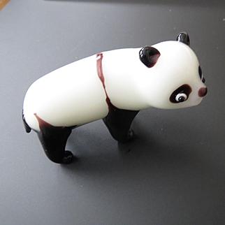 Art Glass Panda
