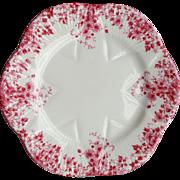 Shelley Fine Bone China Porcelain Dainty Pink Under Plate