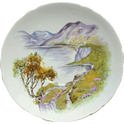 Shelley Porcelain English Lakes Saucer # 13788 Bone China
