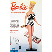 1961 - 1962 Toy Catalogue Mattel Barbie Ideal Remco Hubley Lionel Trains 292 Pages