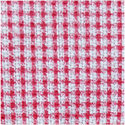 1930s - 1940s Vintage Cotton Sewing Fabric Teeny Tiny Check Doll Clothing