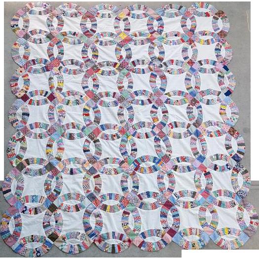 Vintage Quilt Fabrics 27