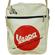 Vespa Scooter Bag Satchel Purse Commuter Messenger Bag