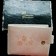 1960s Women's Leather Wallet MIB Lady Wilshire