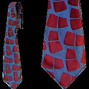 1930s Necktie Depression Era Gangster Prohibition