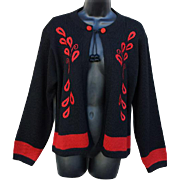 Spectacular Silky Alpaca Sweater Size Large - Extra Large Unworn Hypoallergenic