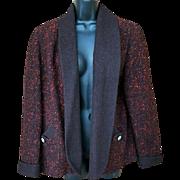 Women's Swing Coat Iconic Style Size Large 1950s Fashion