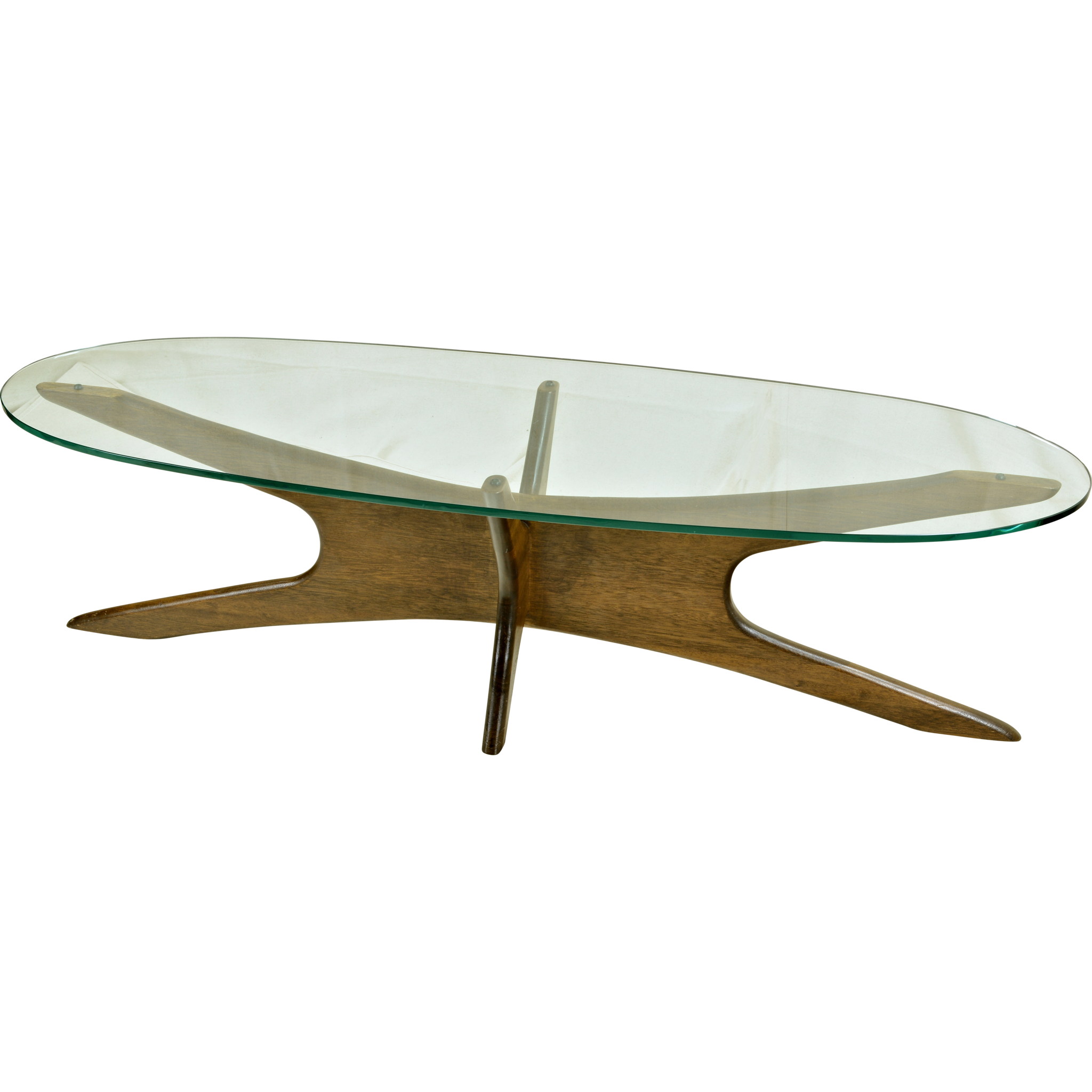 Original Adrian Pearsall Jax Coffee Table From Tolw On Ruby Lane