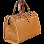 Marley Hodgson Ghurka Handbag Rover No. 66 - Vintage 1984