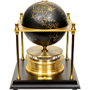 World Geographical Society Clock - Franklin Mint - 1979 / 1980 - Arthur Imhof S.A.