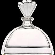 Vintage Colle Alba Crystal Italian Liquor Decanter