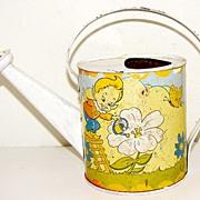 1950's Ohio Art Children's Watering Can