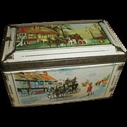 Very Nice Vintage Mackintosh's Toffee Deluxe Tin