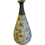Circa 1903 Royal Doulton Chine' Ware Vase, Slater