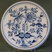 Vintage Blue Onion (Blue Danube) Trivet