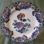 """Lovely Pair of 9 3/4"""" Plates, CAMBRIDGE, Wood & Son"""