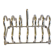 Vintage Silver Plated Toast Rack (Holder)