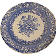 Collectible Blue & White Plate, BYRON GROUPS
