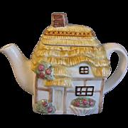 Collectible Decorative English Cottage Teapot