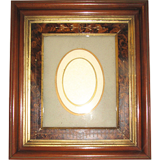 Lovely Edwardian Antique Photograph Frame
