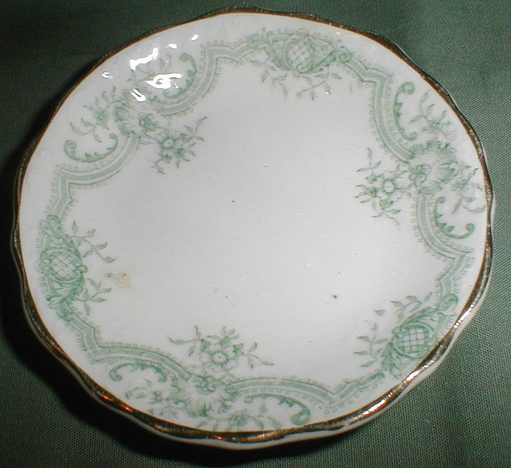 Lovely Porcelain Butter Pat YORK J & G Meakin England