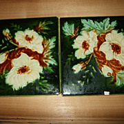 "Pr. Of  6x6""  English Tiles"