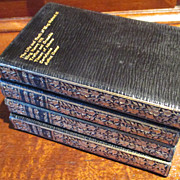 The Bijou Shakespeare Volumes 1-4 C:1895