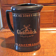Glenfiddich Ceramic Pitcher