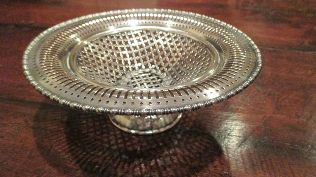 Lawrence B. Smith Pierced Bowl