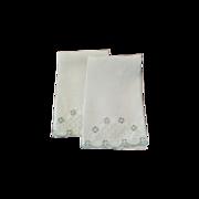Pr. Madeira Linen Towels