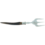 English Aston & Son Bread Fork