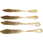 "Set Of 4 Spreaders ""Astoria"""