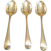 "8 3/4"" ""Old English"" Pattern Serving Spoon (3 Available)"