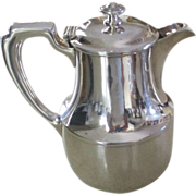 Elkington Silver Plated Jug/Pot