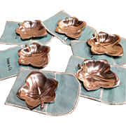 Tiffany Sterling Maple Leaf (12 Available)