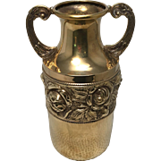 Beldray English Brass Vase