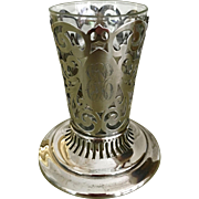 Reed & Barton Sterling Vase Holder