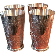 Set Of 4 Ellis Barker Tumblers