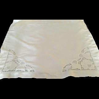 Pr. European Linen Pillow Shams