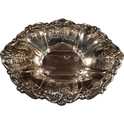 """St. Regis"" By Wallace Centerpiece Bowl"