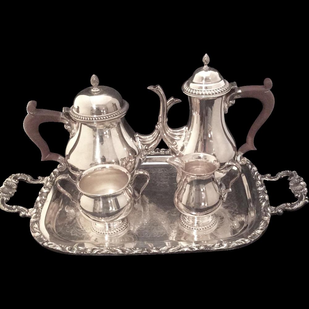 Ellis Barker  Bachelor Tea/Coffee Set