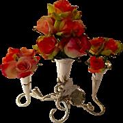 English Epergne Vase