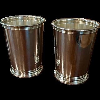Pr. Gorham  Newport Julep Cups