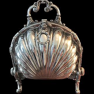English Bun Warmer C:1880