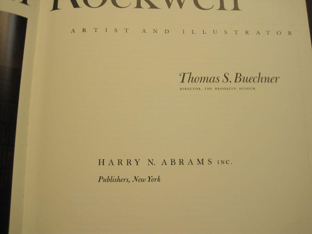 norman rockwell artist and illustrator pdf