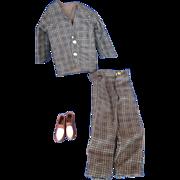Ken Suit with Shoes Mattell Barbie