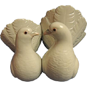 Vintage Lladro Dove Couple #1169 Retired