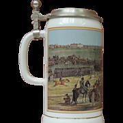 """Original Oktoberfest Lidded Beer Stein """"Made in Germany"""""""