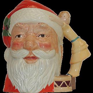 Royal Doulton Santa Claus Character Mug #D6668 Mint Condition 1981  Doll Handle