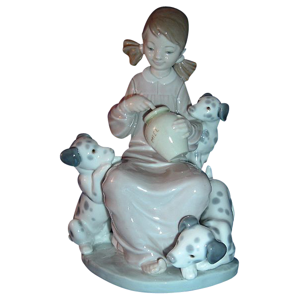 Lladro Figurine SWEETY  #1248